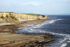 South Wales Coast Royalty Free Stock Photos
