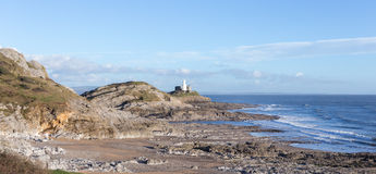 South Wales Coast Path Stock Photos