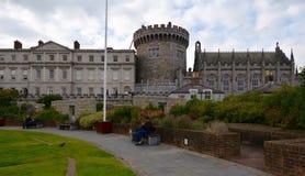 South Wall Of Dublin Castle