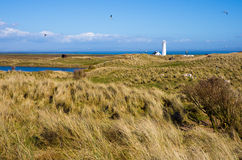 South Walney landscape Stock Photos