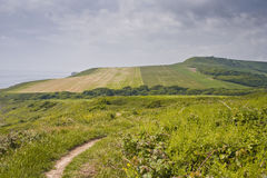 South West Coast Path Stock Photography