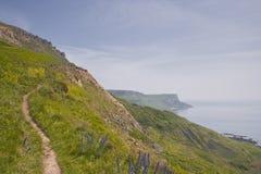 South West Coast Path Stock Photo