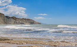 South Western Sicilian Coast Royalty Free Stock Photo