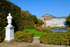 South wing of Prince-electors Palace in Trier, Germany Stock Photo