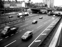 South woodford Motorway 2 Stock Images