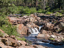 South Yuba River. Scenic South Yuba River in the northern Sierra Nevada Range Royalty Free Stock Photography