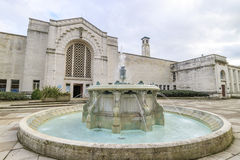 Southampton City Art Gallery. Beautiful Southampton City Art Gallery, United Kingdom stock photography