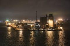 Southampton-Docks stockbild