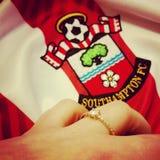Southampton FC Engagement Stock Photo