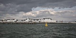 Southampton port Obrazy Royalty Free