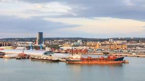 Southampton Waterfront Stock Photography