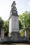 Southampton Wojenny pomnik Zdjęcia Royalty Free