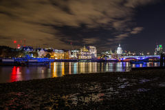southbank Лондона Стоковое Фото
