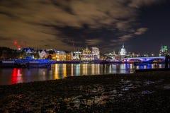 southbank de Londres Photo stock