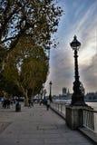southbank di Londra fotografia stock libera da diritti