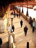 Southbank in zentralem London stockfoto
