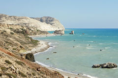 Southcoast of Cyprus, Europe Stock Image