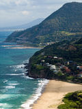 The southcoast of nsw.australia Stock Photo