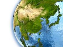 Southeast Asia Royalty Free Stock Photos