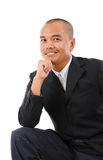 Southeast Asian businessman Royalty Free Stock Image