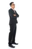 Southeast Asian businessman Stock Photos