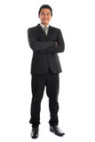 Southeast Asian businessman portrait Royalty Free Stock Image