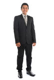 Southeast Asian businessman standing Royalty Free Stock Images