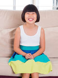 Southeast Asian child Royalty Free Stock Photo