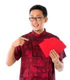 Southeast Asian Chinese male Stock Image