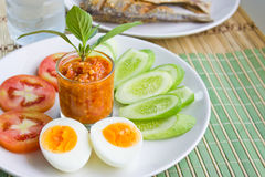 Southeast Asian food Royalty Free Stock Photos