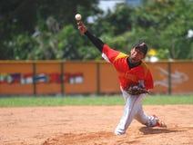 Southeast Asian Games in Palembang Royalty Free Stock Photo