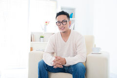 Southeast Asian male Stock Photography
