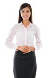 Southeast Asian secretary Stock Image