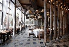Southeast Asian-style restaurant Royalty Free Stock Photos