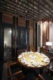 Southeast Asian style restaurants Stock Photo
