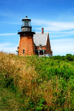 Southeast Lighthouse, Block Island Stock Photo