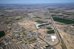 Southeast Valley Stock Photo