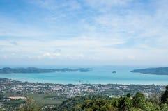Southeastern of Phuket Stock Photography