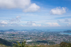 Southeastern of Phuket Royalty Free Stock Images