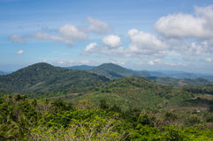Southeastern of Phuket Royalty Free Stock Photo