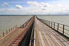 Southend auf Meer, der Pier Stockfotografie