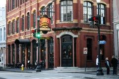 Southend Brewery and Smokehouse in Charleston, South Carolina. Stock Image