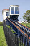 Southend Cliff Lift, Essex, England Stock Photos