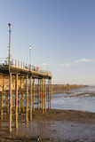Southend Pier, Essex, England Stock Photography