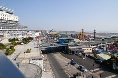 Southend Sea Front Royalty Free Stock Image