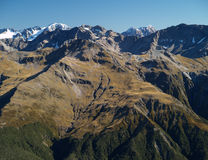 Southern Alps Royalty Free Stock Photos