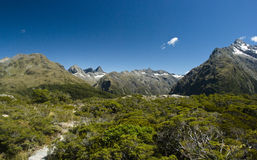 Free Southern Alps Royalty Free Stock Image - 6808056