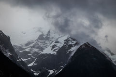 The Southern Alps Royalty Free Stock Images
