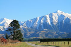 Southern Alps Stock Images
