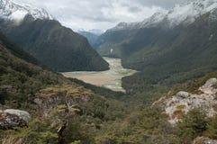 Southern Alps , New Zealand Stock Photos